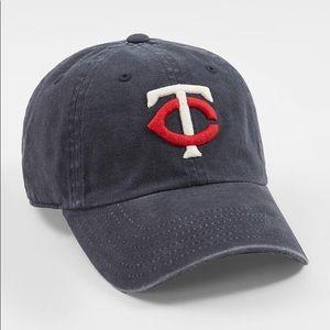Minnesota Twins women's baseball cap